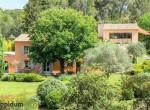 Jardin sud maison Saint Marc Oppidum-Immo